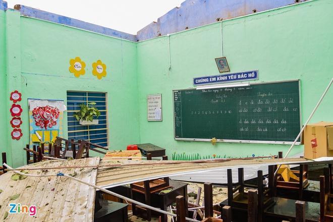 3 người chết, hơn 22.000 nhà hư hỏng do bão số 5-1