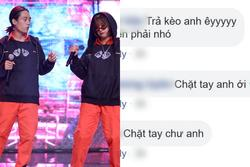 Một thí sinh của team Karik phải 'chặt tay' sau tập 8 Rap Việt?