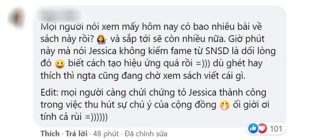 Fan SNSD sôi máu điểm loạt tình tiết sặc mùi đá đểu ở dự án phim chuyển thể của Jessica-7