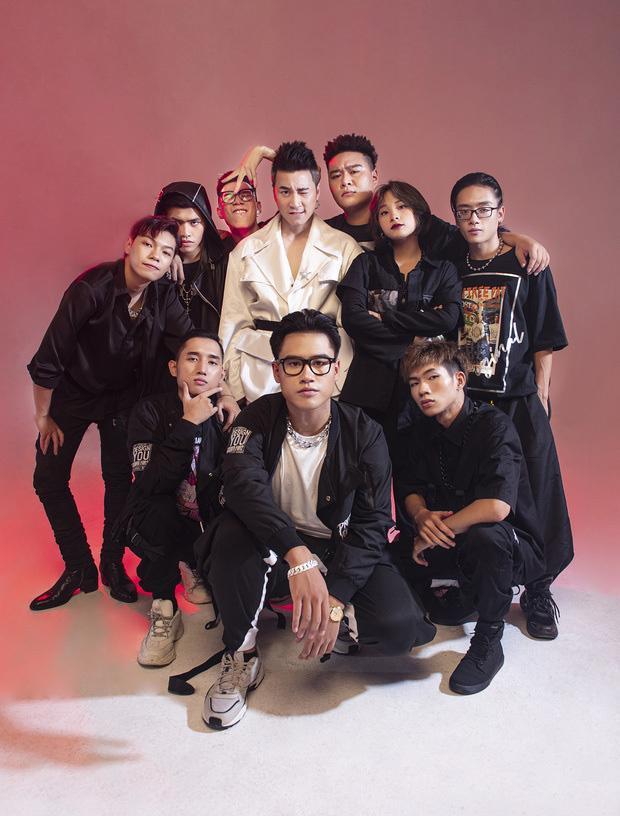 Một thí sinh của team Karik phải chặt tay sau tập 8 Rap Việt?-3