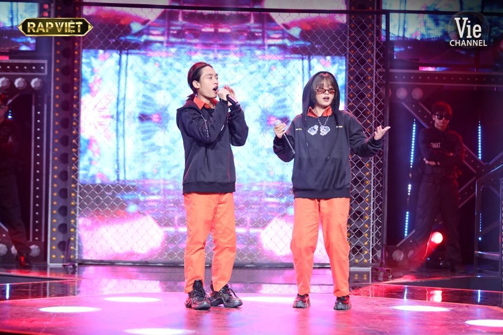 Một thí sinh của team Karik phải chặt tay sau tập 8 Rap Việt?-7