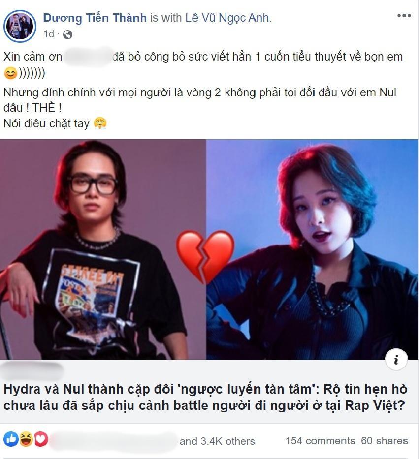 Một thí sinh của team Karik phải chặt tay sau tập 8 Rap Việt?-6