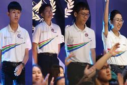 Trực tiếp Chung kết Olympia 2020: 4 thí sinh lộ diện, giao lưu cùng khán giả