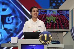 Trực tiếp Chung kết Olympia 2020: Thu Hằng bước vào phần thi 'Khởi động'