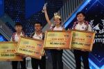 Thi cực ấn tượng, Quán quân Olympia 2020 - Thu Hằng vẫn khiến khán giả thắc mắc về điểm số-5
