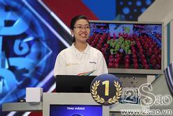 Thi cực ấn tượng, Quán quân Olympia 2020 - Thu Hằng vẫn khiến khán giả thắc mắc về điểm số