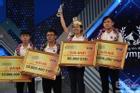 Thí sinh nữ duy nhất đến từ Ninh Bình trở thành Quán Quân Olympia 2020