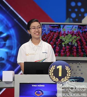 Thi cực ấn tượng, Quán quân Olympia 2020 - Thu Hằng vẫn khiến khán giả thắc mắc về điểm số-2