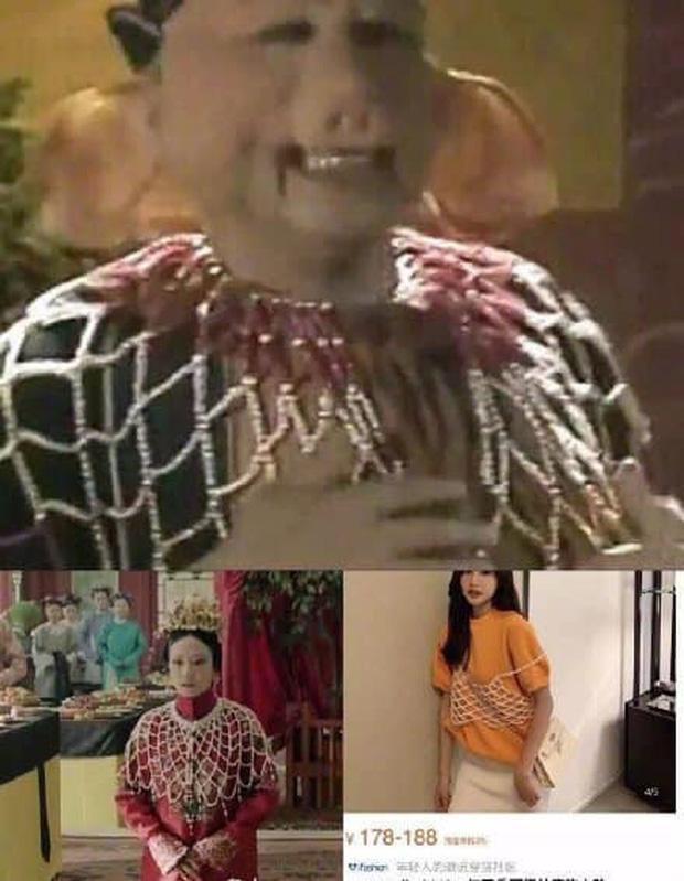 Thì ra Tây Du Ký mở ra loạt trend thời trang khủng: Từ khăn cổ nữ sinh, áo lưới xuyên thấu đến bộ bra đính đá chị em truy lùng-2