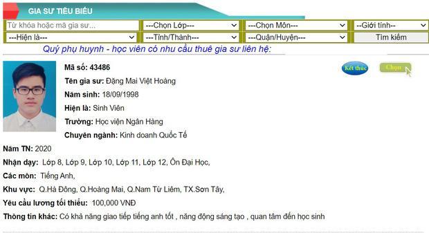 Được truy lùng sau tập 8 Rap Việt, cơn địa chấn G.Ducky lộ profile sáng gia sư, tối về làm rapper-1