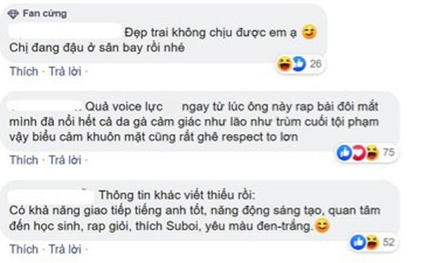 Được truy lùng sau tập 8 Rap Việt, cơn địa chấn G.Ducky lộ profile sáng gia sư, tối về làm rapper-3