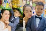 Nhật Kim Anh mừng sinh nhật con nhưng không quên 'đá đểu' chồng cũ