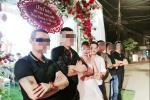 Tổ chức tiệc kỉ niệm ngày cưới hoành tráng, chị Thu Sao bị mỉa mai nhan sắc méo mó-8