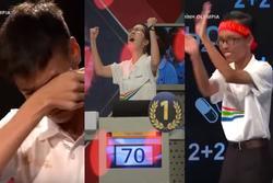 Điểm lại loạt thí sinh Olympia bị 'ném đá' vì biểu cảm lố trên sóng truyền hình