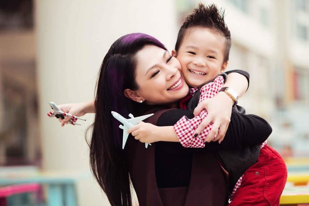 Thanh Thảo kể về Ngô Kiến Huy, bé Jacky Minh Trí tuyên bố sẽ không tìm bố đẻ-10