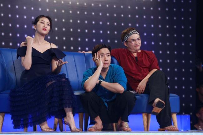 Hot girl Tiktok lừa đẹp Trấn Thành, bung thảm họa khiến cả trường quay té xỉu-2