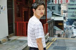 Bạn đã biết hết những sự thật về Song Joong Ki?