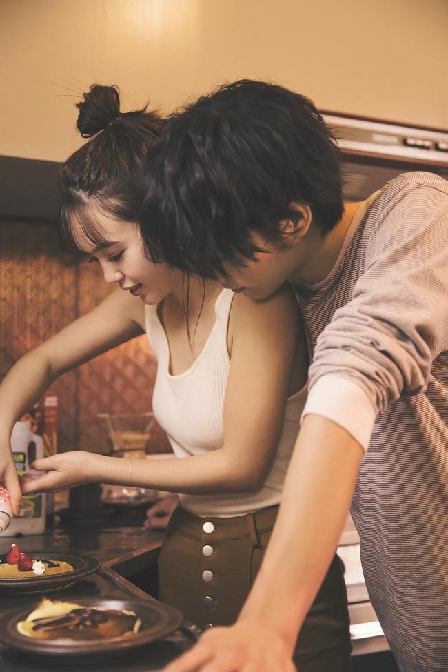 Nấu bún riêu ngon như ngoài hàng đãi bố mẹ chồng tương lai, gái đảm tưởng được khen nào ngờ...-3