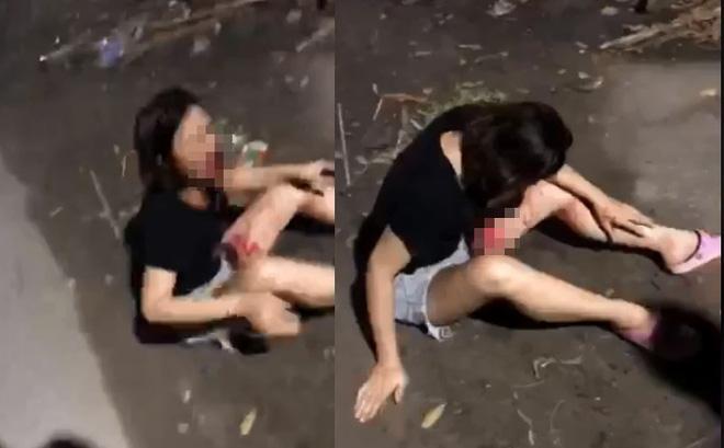 Không đồng ý đi nhà nghỉ, người phụ nữ bị đánh chảy máu mồm-1