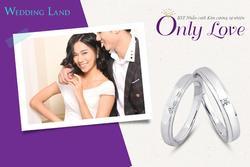 Nhẫn cưới kim cương tối giản, tinh tế hút giới trẻ
