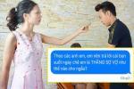 Cười không ngậm được mồm xem ảnh chế các ông chồng sợ vợ-10