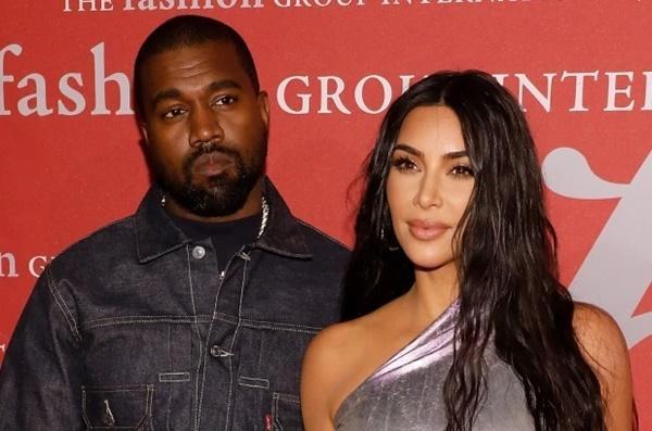 Kim xoay kèo, muốn ly hôn Kanye West-1