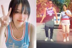 Hot girl Trung Quốc lộ nhan sắc thật trong ảnh chụp lén