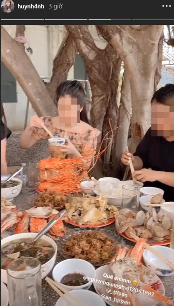 Quang Hải ra mắt mẹ Huỳnh Anh, cứ đà này chẳng mấy tính chuyện trăm năm-3