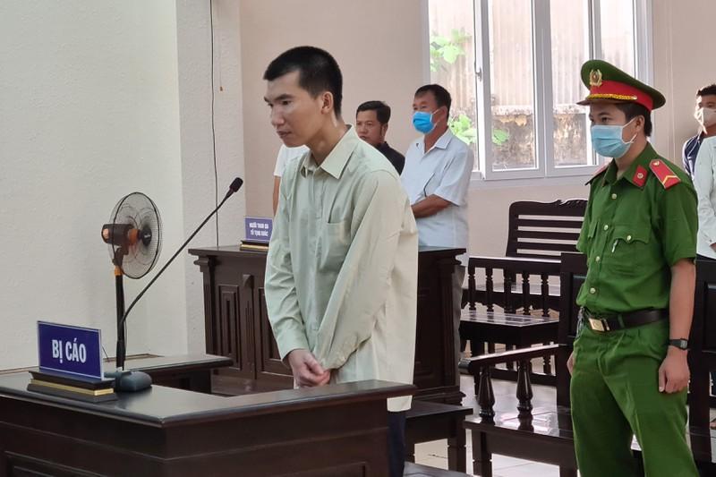 Đánh chết người sau va chạm, nam bị cáo khóc suốt phiên tòa-1