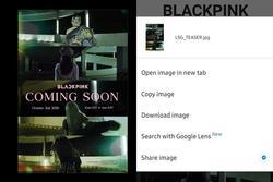 YG sơ hở có chút xíu mà fan BLACKPINK đoán trúng phóc tên ca khúc chủ đề