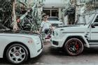 Đại gia Minh Nhựa khoe ảnh check-in bên 3 siêu xe ngót nghét trăm tỷ