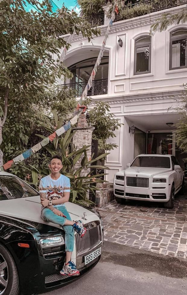 Đại gia Minh Nhựa khoe ảnh check-in bên 3 siêu xe ngót nghét trăm tỷ-2