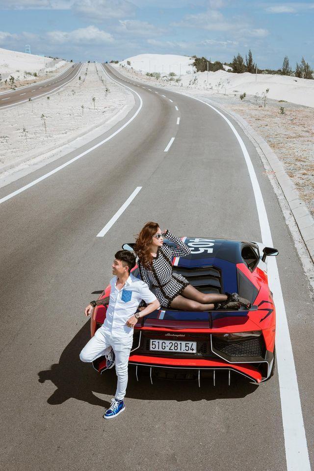 Đại gia Minh Nhựa khoe ảnh check-in bên 3 siêu xe ngót nghét trăm tỷ-1