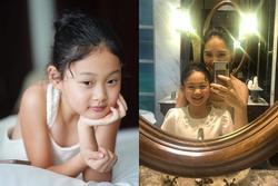 Hương Giang khoe ái nữ 7 tuổi, ai nấy ngỡ ngàng: 'Đúng là con hoa hậu'
