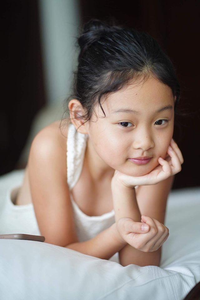 Hương Giang khoe ái nữ 7 tuổi, ai nấy ngỡ ngàng: Đúng là con hoa hậu-5