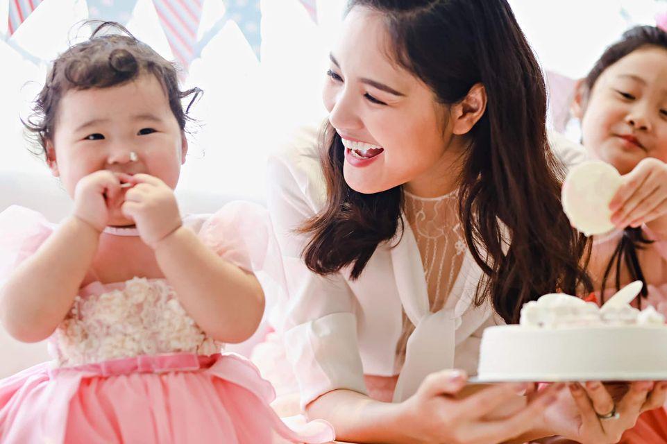 Hương Giang khoe ái nữ 7 tuổi, ai nấy ngỡ ngàng: Đúng là con hoa hậu-6