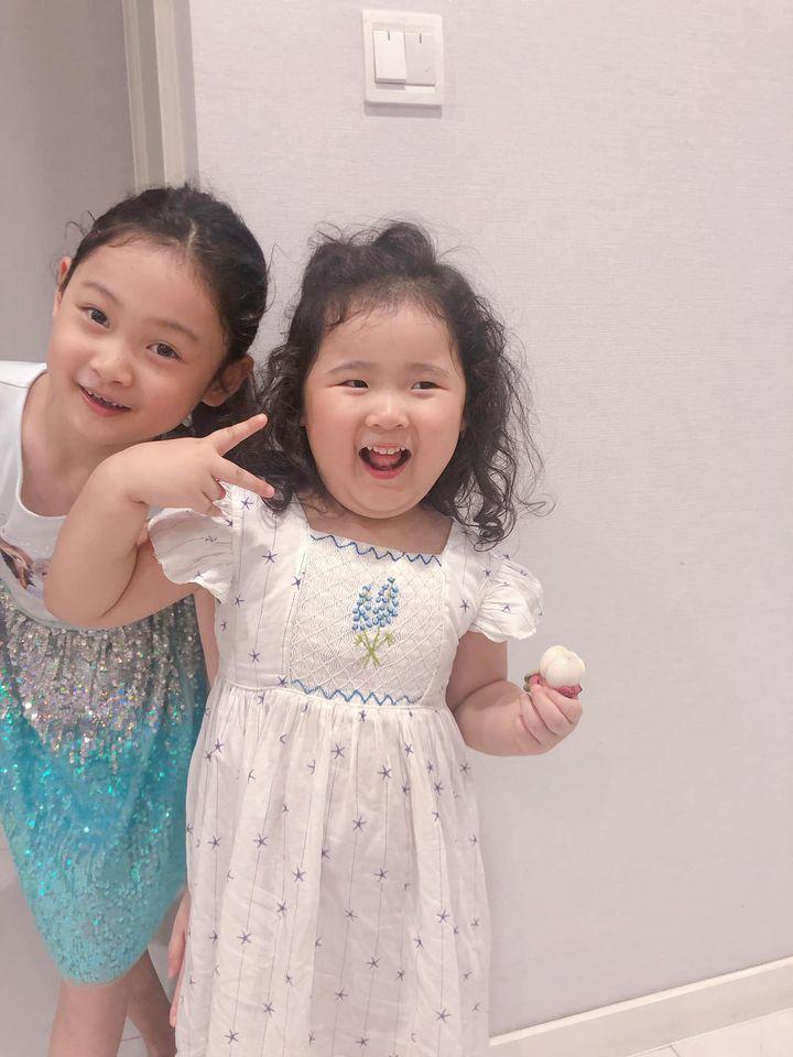 Hương Giang khoe ái nữ 7 tuổi, ai nấy ngỡ ngàng: Đúng là con hoa hậu-8