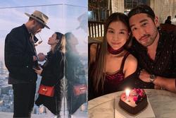 Bạn gái đăng ảnh mừng sinh nhật Cao Dĩ Tường