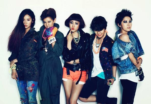 5 nhóm nhạc K-Pop tan rã vì lý do nghe mà hốt-1