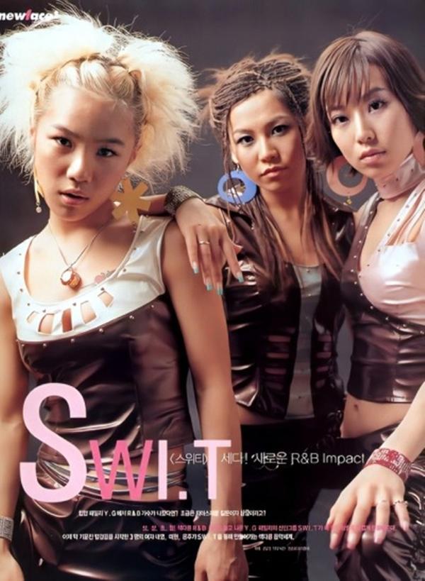 5 nhóm nhạc K-Pop tan rã vì lý do nghe mà hốt-8