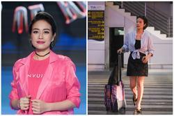 MC Phí Linh và câu chuyện lỡ chuyến bay đêm không về được với con