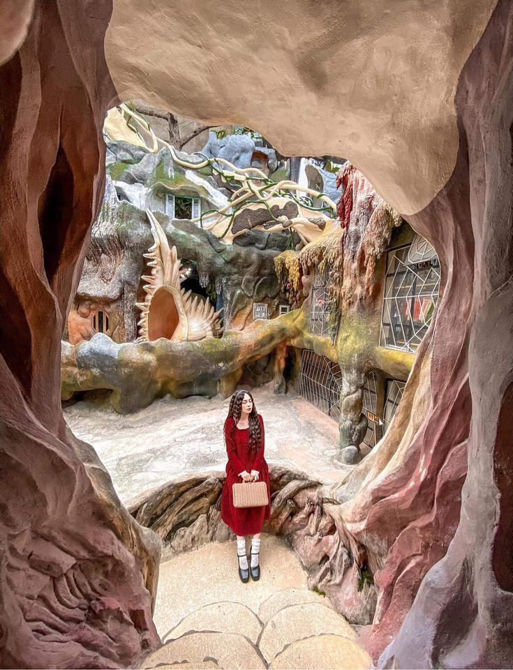 Hóa Alice lạc vào xứ sở thần tiên đầy ma mị ngay giữa lòng Đà Lạt-5