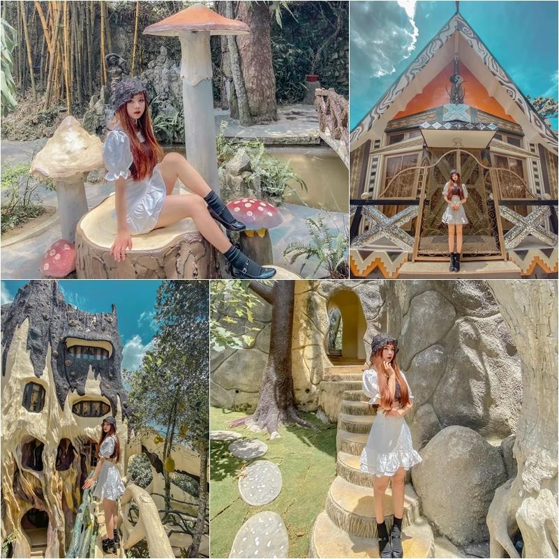 Hóa Alice lạc vào xứ sở thần tiên đầy ma mị ngay giữa lòng Đà Lạt-6