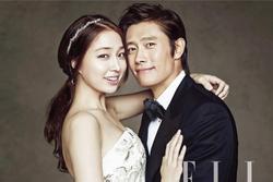 Lần hiếm hoi Lee Min Jung nói về Lee Byung Hun sau scandal ngoại tình