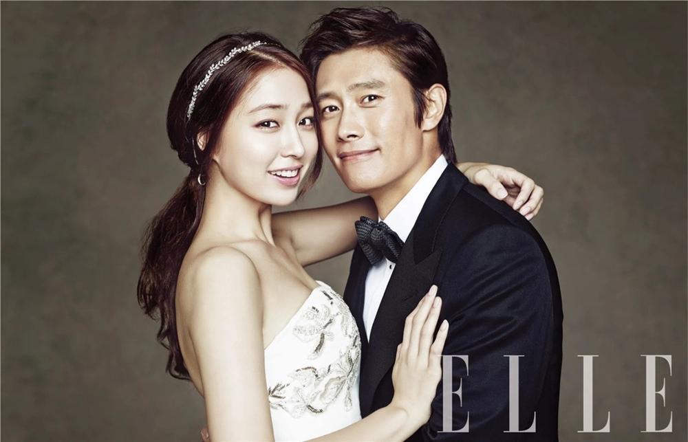 Lần hiếm hoi Lee Min Jung nói về Lee Byung Hun sau scandal ngoại tình-2