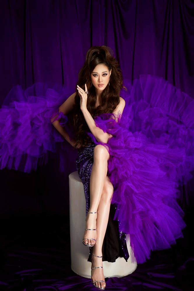 Khánh Vân đọ sắc BB Trần, Hải Triều, Lynk Lee: Hoa hậu Hoàn vũ bị drag queen lấn át?-15