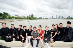 Mở tiệc trên du thuyền - thú 'thượng lưu' mới của sao Việt