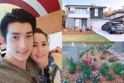 Không gian sống của chồng cũ Phi Thanh Vân và vợ doanh nhân tại Úc