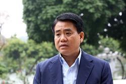 Hà Nội sẽ bãi nhiệm ông Nguyễn Đức Chung, bầu ông Chu Ngọc Anh làm Chủ tịch