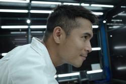 Trương Thế Vinh: 'Tôi có mối quan hệ đặc biệt với Thúy Ngân'